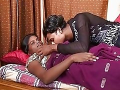 Pregnant indian mommy shooting fresh milk