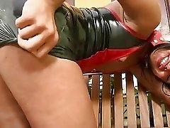 Fetish Tranny Jerking Off