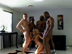 Gangbang Behind The Scenes 23