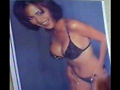 Cum on Catherine Bell bikini pic