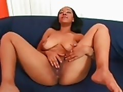 Misty Love gets creampied by a Black Cock POV