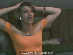 Crackhead pussy hot fuck