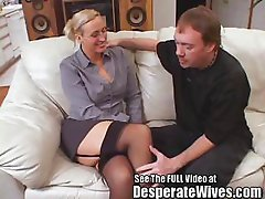 Teacher Joey-Lynn Gets a Slut Training Lesson By Dirty D
